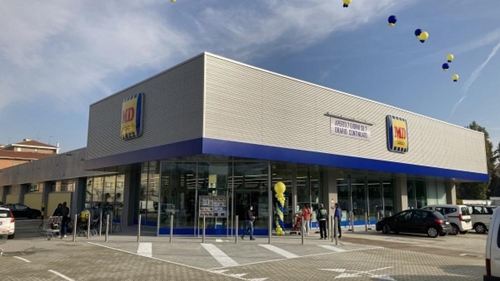MD apre un nuovo store ad Alessandria