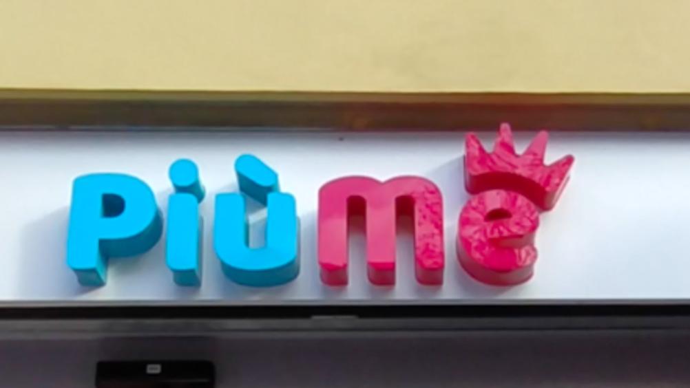 PiùMe inaugura il primo punto vendita a Roma