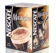 Nescafè Mocaccino: un nuovo gusto di caffè