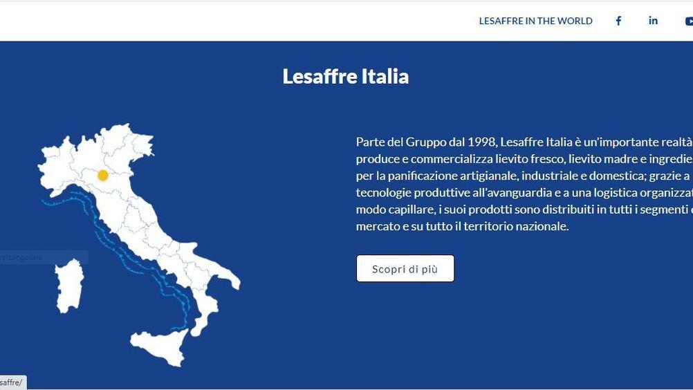 Lesaffre Italia: Daniele Meldolesi nuovo direttore generale