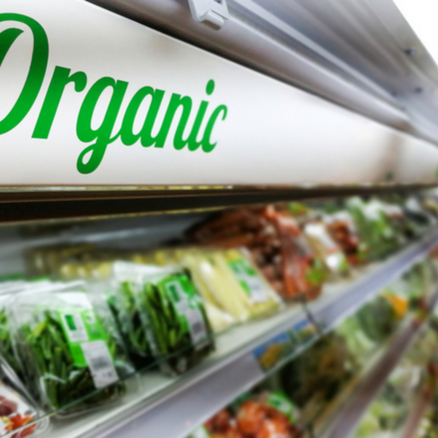 La Gdo triplica le vendite di alimentare biologico