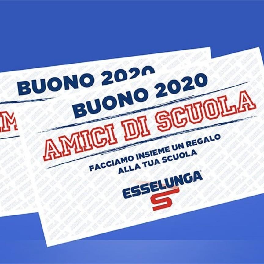 Q8 partner di Esselunga per Amici di Scuola, a sostegno delle scuole italiane