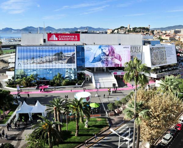 Mapic 2017 apre a Cannes, Palais des Festivals