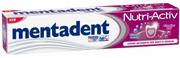Da Mentadent il dentifricio che nutre denti e gengive