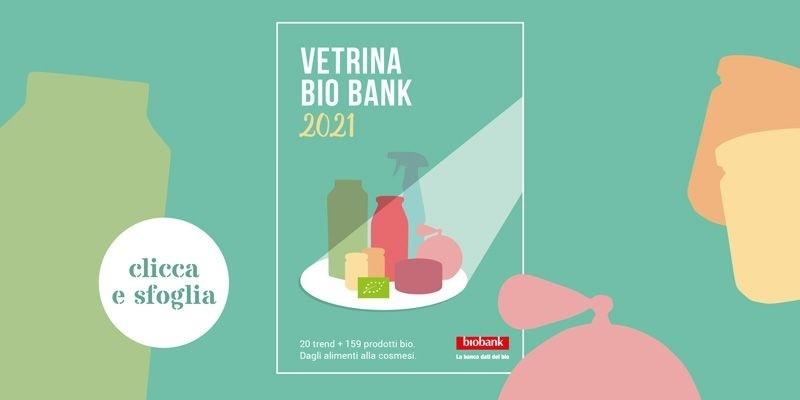 E' uscita la 3a edizione di Vetrina Bio Bank 2021
