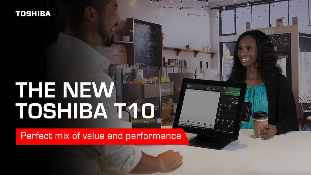 Toshiba T10 – Il nuovo POS All-in-One di Toshiba