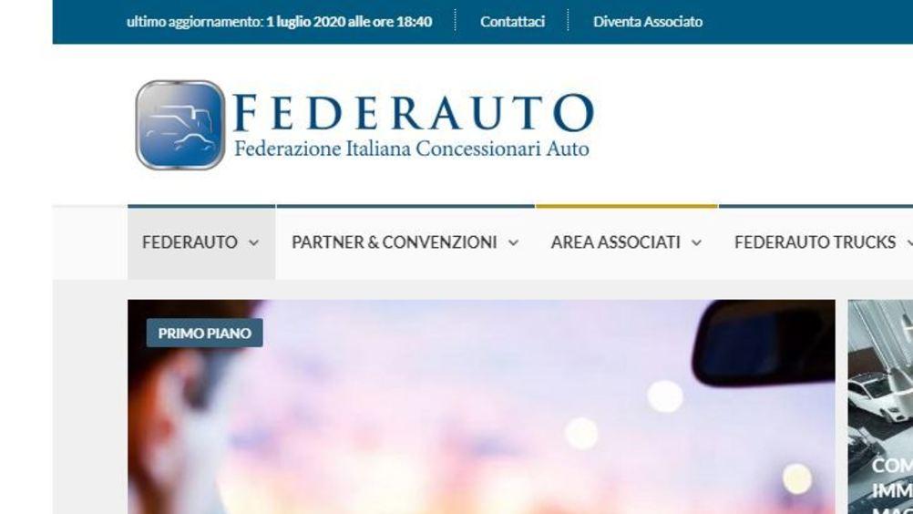 Federauto: immatricolazioni auto a giugno -23,1%