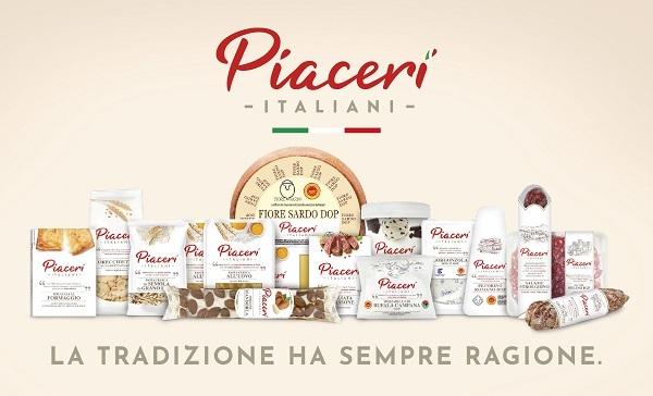 Crai presenta la nuova linea Piaceri