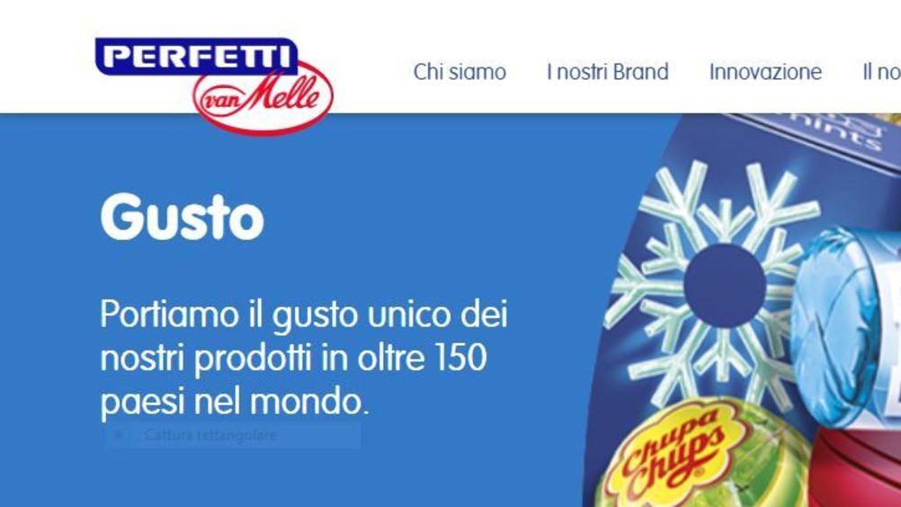 Perfetti Van Melle Italia è Top Employer Italia 2021