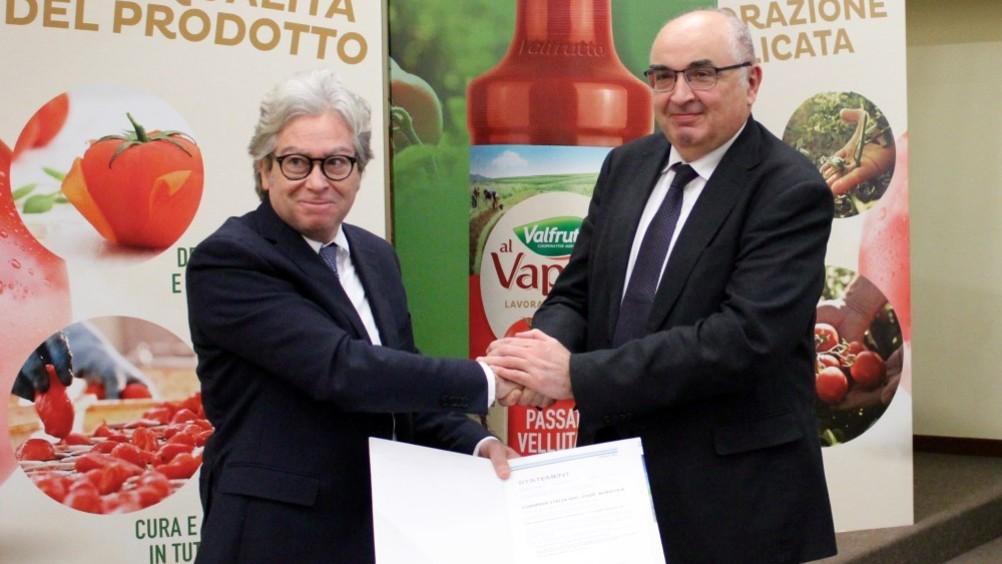 Conserve Italia ottiene la certificazione Epd