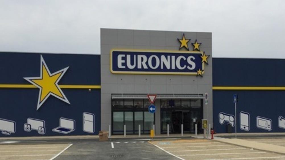 Euronics-Bruno apre a Verona