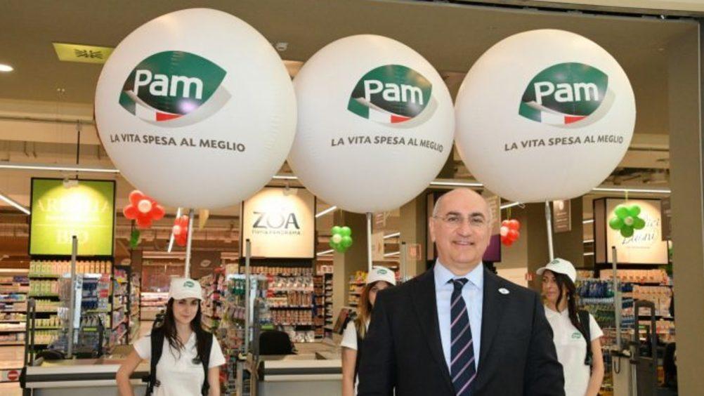 A Bologna Pam Flash consegna la spesa a casa in mezz'ora