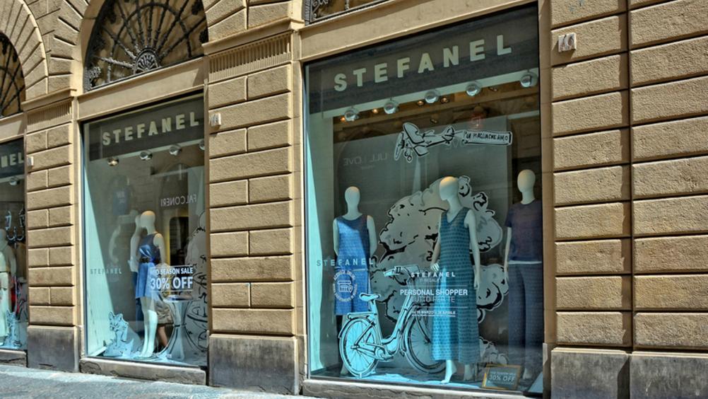 Stefanel entra in gruppo Ovs: salvi 23 negozi su 27