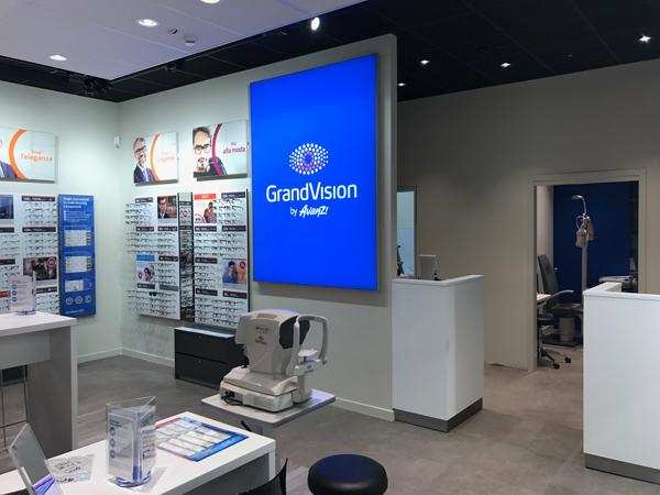 GrandVision apre un nuovo punto vendita a Torino
