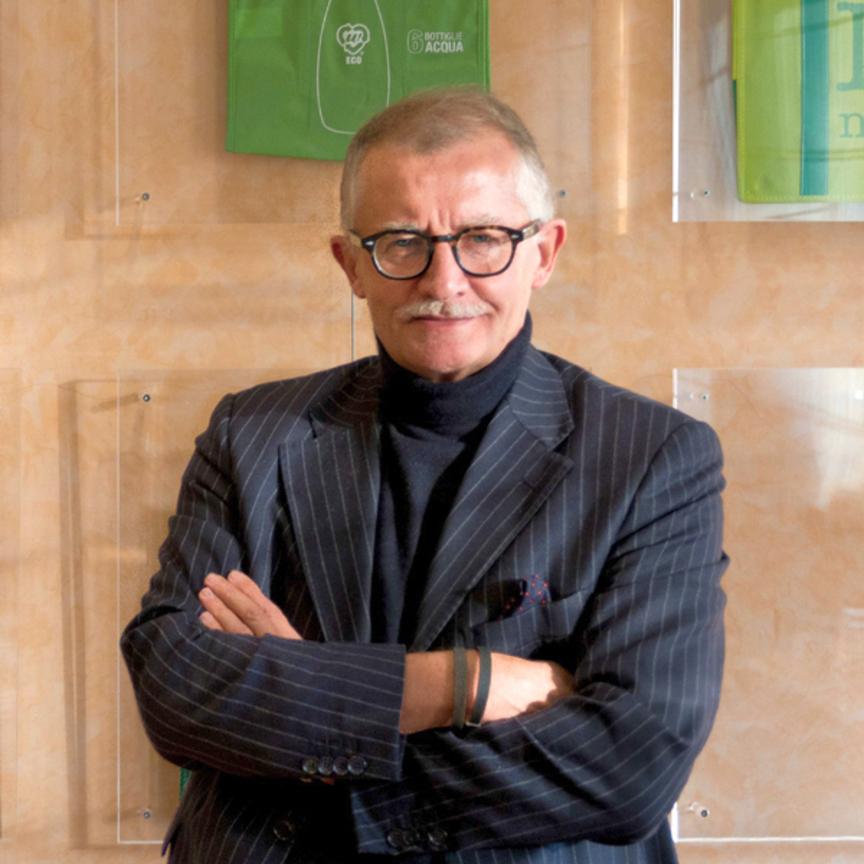 """Mario Gasbarrino: """"Togliere il superfluo è la vera innovazione"""""""