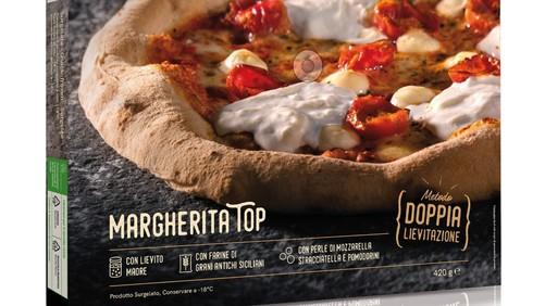 Ecco la pizza top di gamma che mancava!