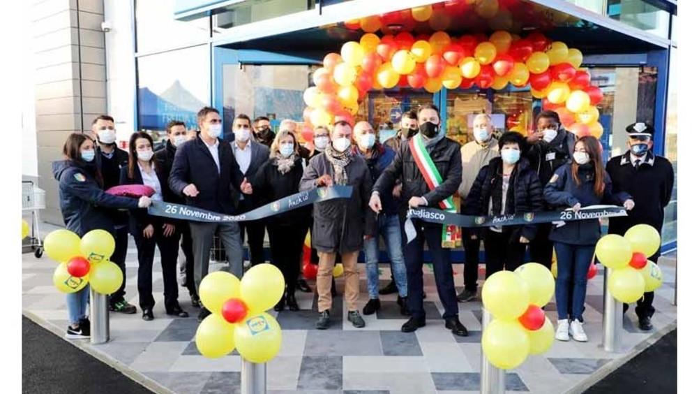 Lidl: nuova apertura a Grugliasco (To)
