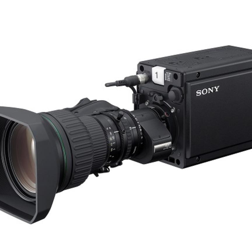 Sony annuncia la telecamera HDC-P31