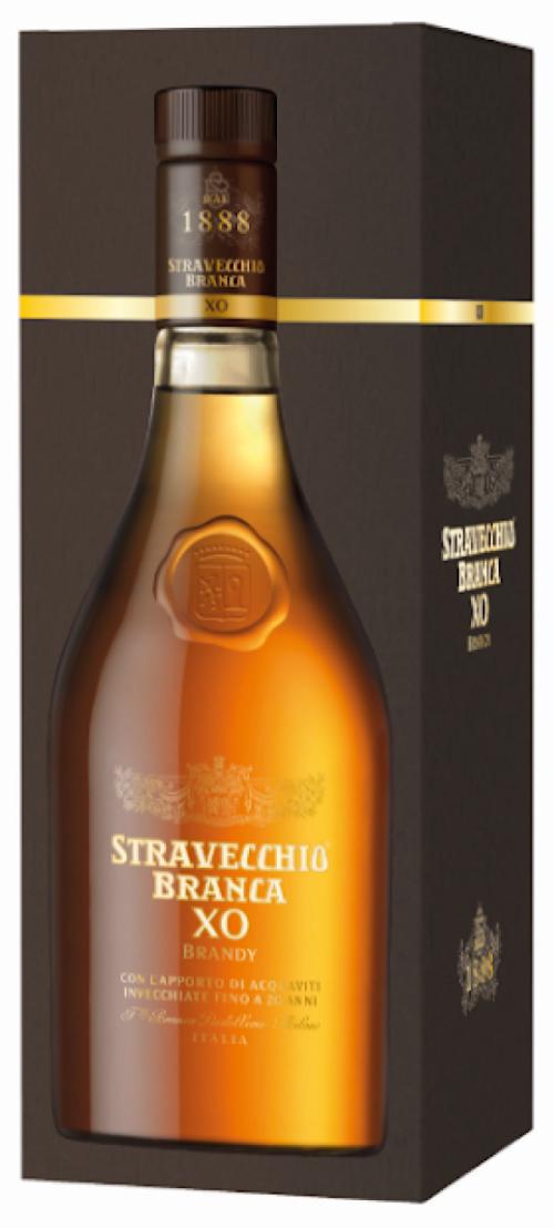 Fratelli Branca Distillerie presenta Stravecchio Branca XO
