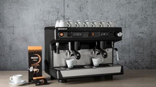 Nescafé presenta le cialde espresso con sistema Ese