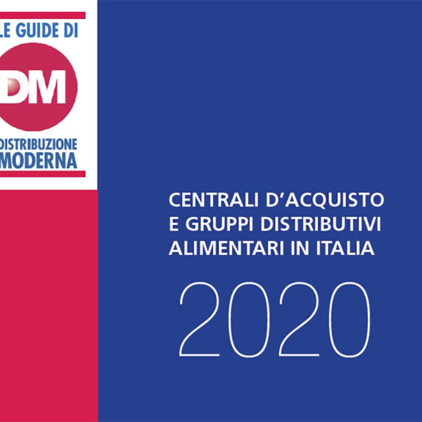 Centrali d'acquisto e Gruppi distributivi alimentari in Italia 2020