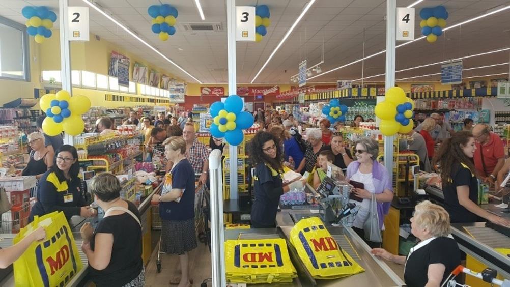 MD: nuovo store a Nicolosi (Ct)