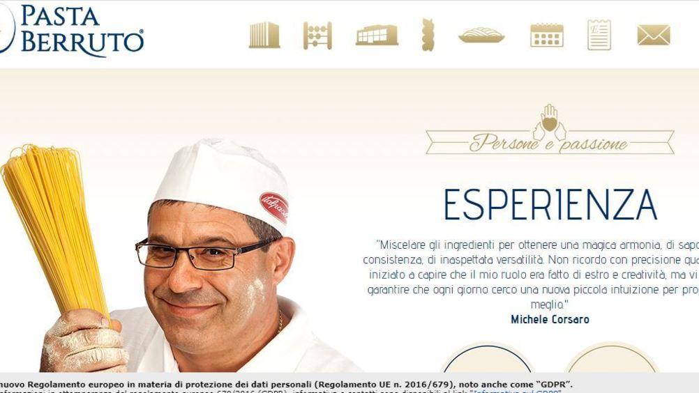 Pasta Berruto presenta le nuove regionali