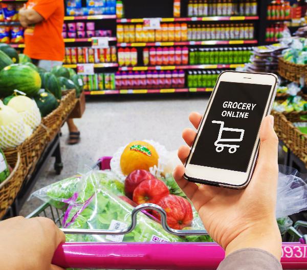 L'e-grocery crescerà del 54 per cento in cinque anni