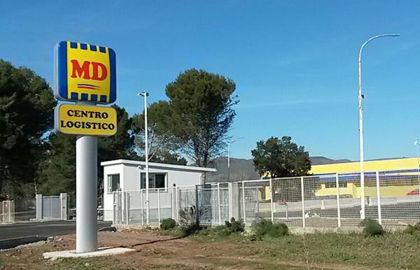 MD potenzia la logistica con il nuovo centro di Macomer