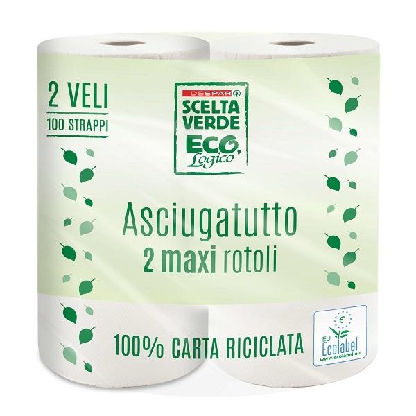 Despar amplia l'offerta di prodotti eco-friendly a marchio proprio