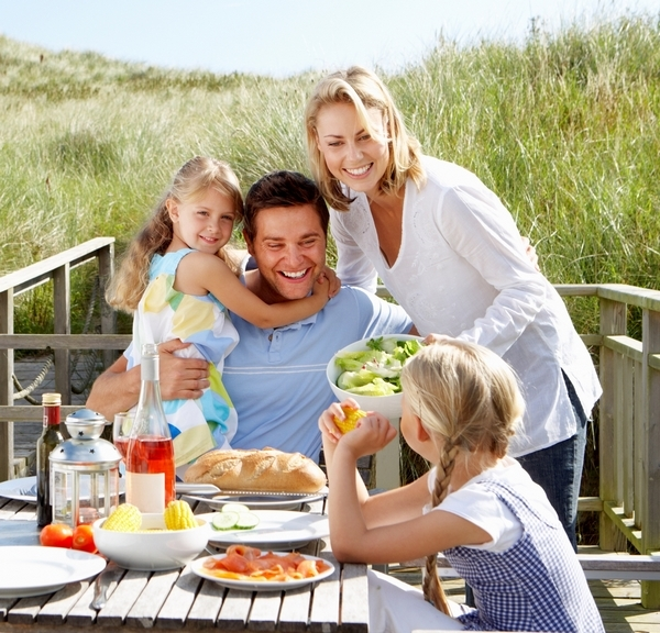 Federbio testa l'alimentazione biologica su una famiglia campione e scopre che...