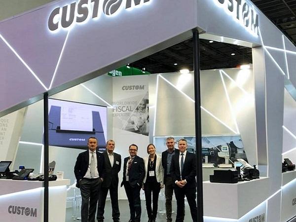 Custom propone nuove soluzioni per il retail