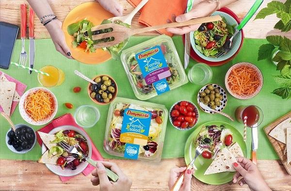 DimmidiSì presenta la Family Salad