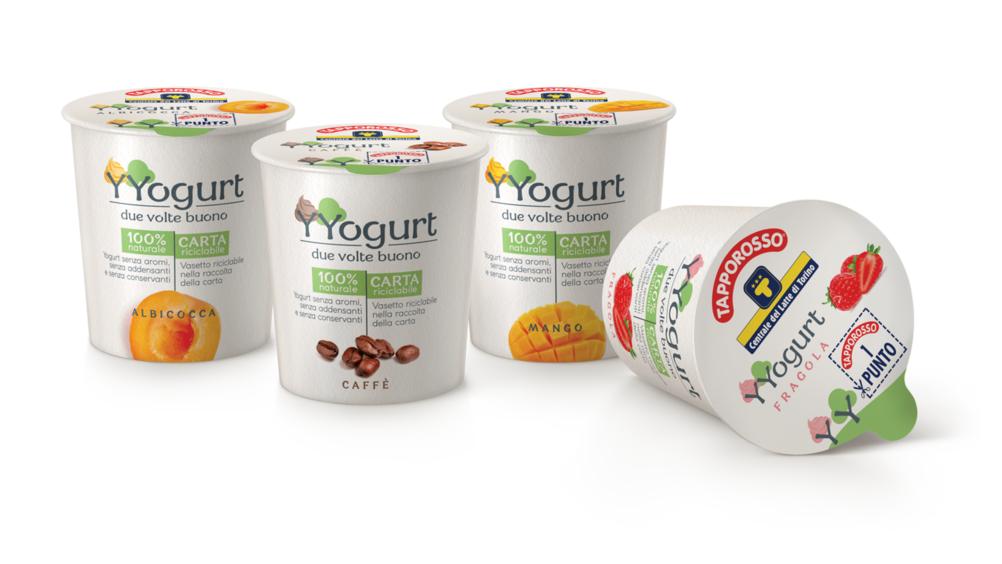 Centrale del latte di Torino presenta Yyogurt