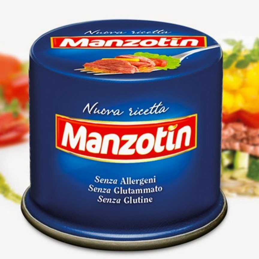 Inalca rileva Manzotin da Generale Conserve (As do Mar)