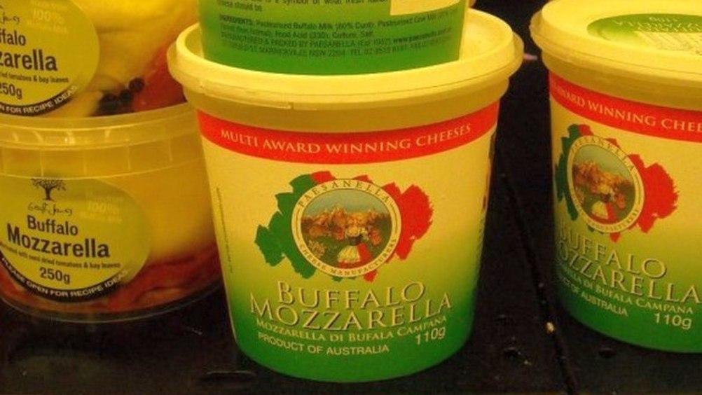 La falsa mozzarella Dop impazza sul canale web