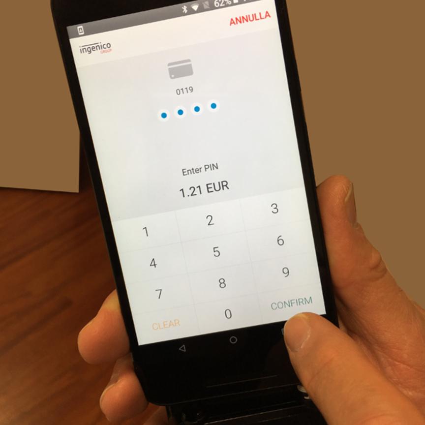 In arrivo la nuova soluzione Ingenico per i pagamenti cashless