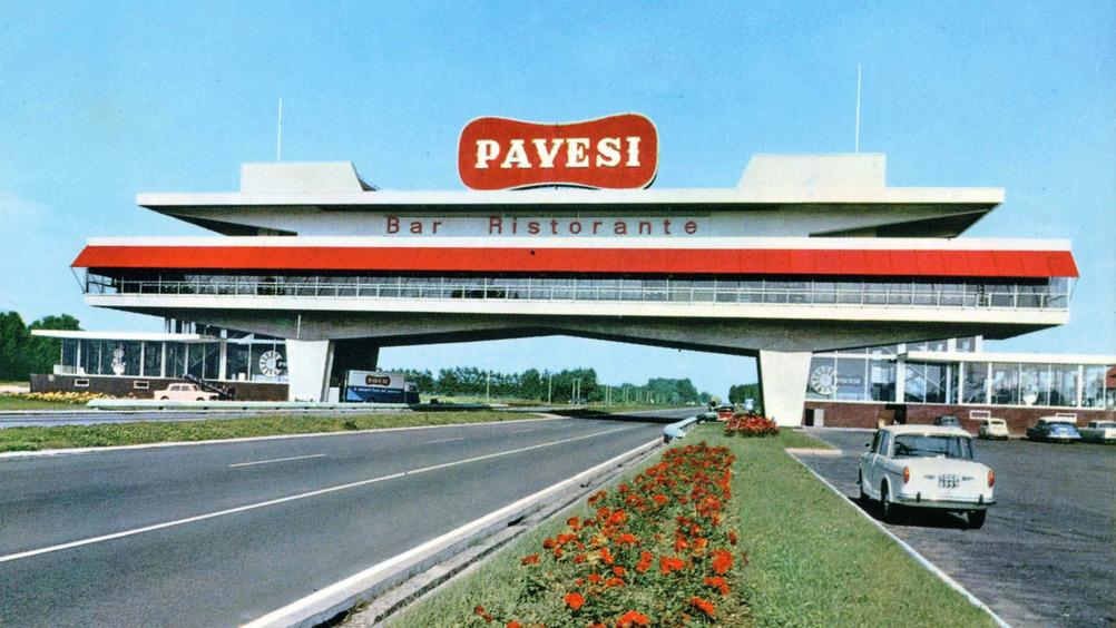 L'area Pavesi: un simbolo del boom economico