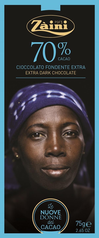 """Záini presenta il progetto """"Le nuove donne del cacao"""""""