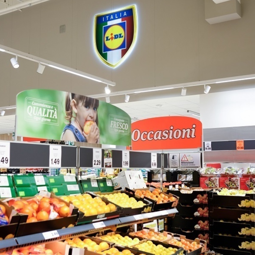Lidl si espande in Lombardia