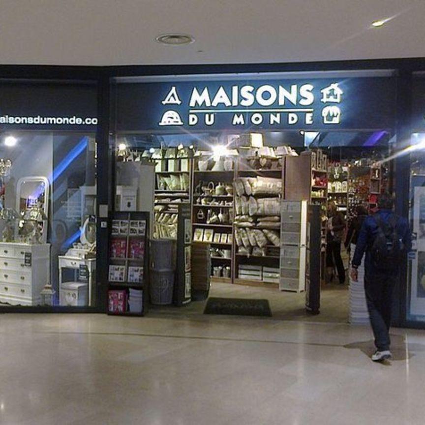 Maison du monde scopre l 39 america distribuzione moderna for Negozi mobili italia