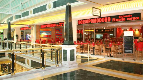 Rossopomodoro apre al mercato di mezzo di bologna for Ristorante il rosso bologna