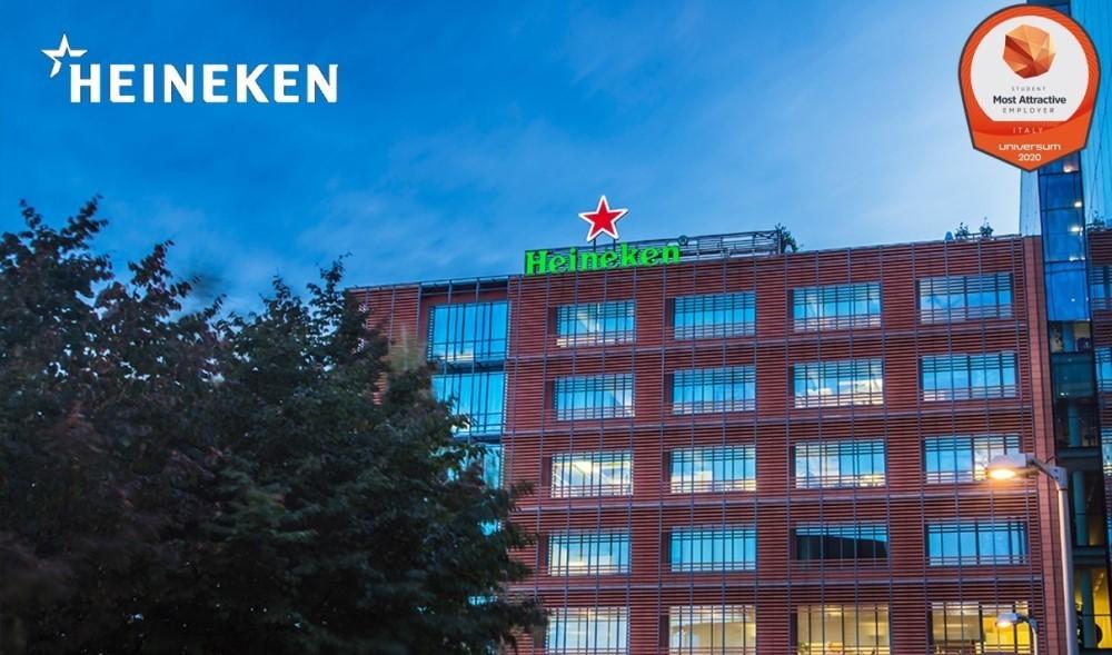 Heineken fra le aziende più attrattive per i giovani talenti