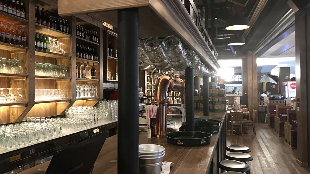 Wienerhaus è birreria con cucina