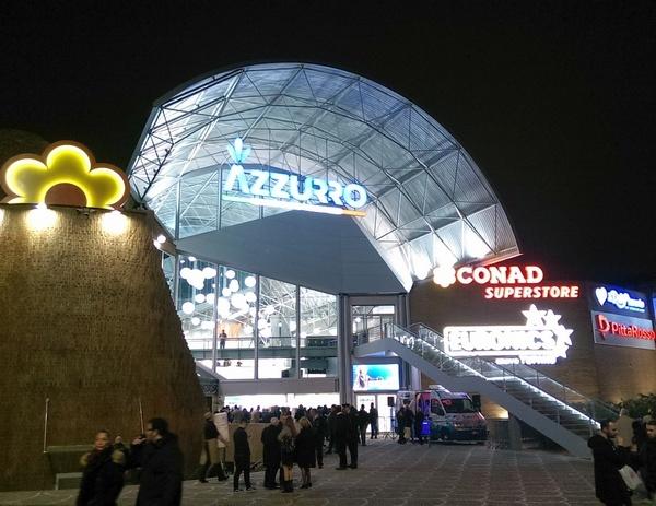 Napoli: Pac 2000 A Conad apre Azzurro Life&Shopping