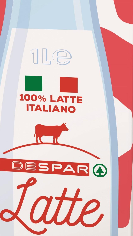 Despar: il gusto della natura nella nuova linea di latte microfiltrato