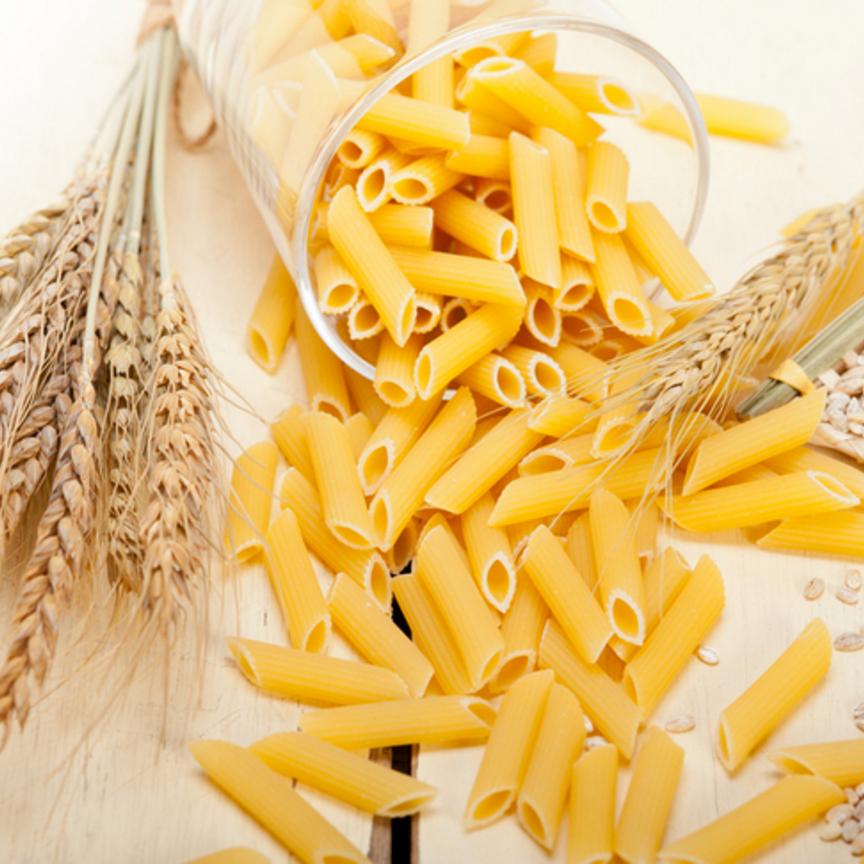 La pasta italiana genera il 3,5% del fatturato nazionale dell'industria alimentare