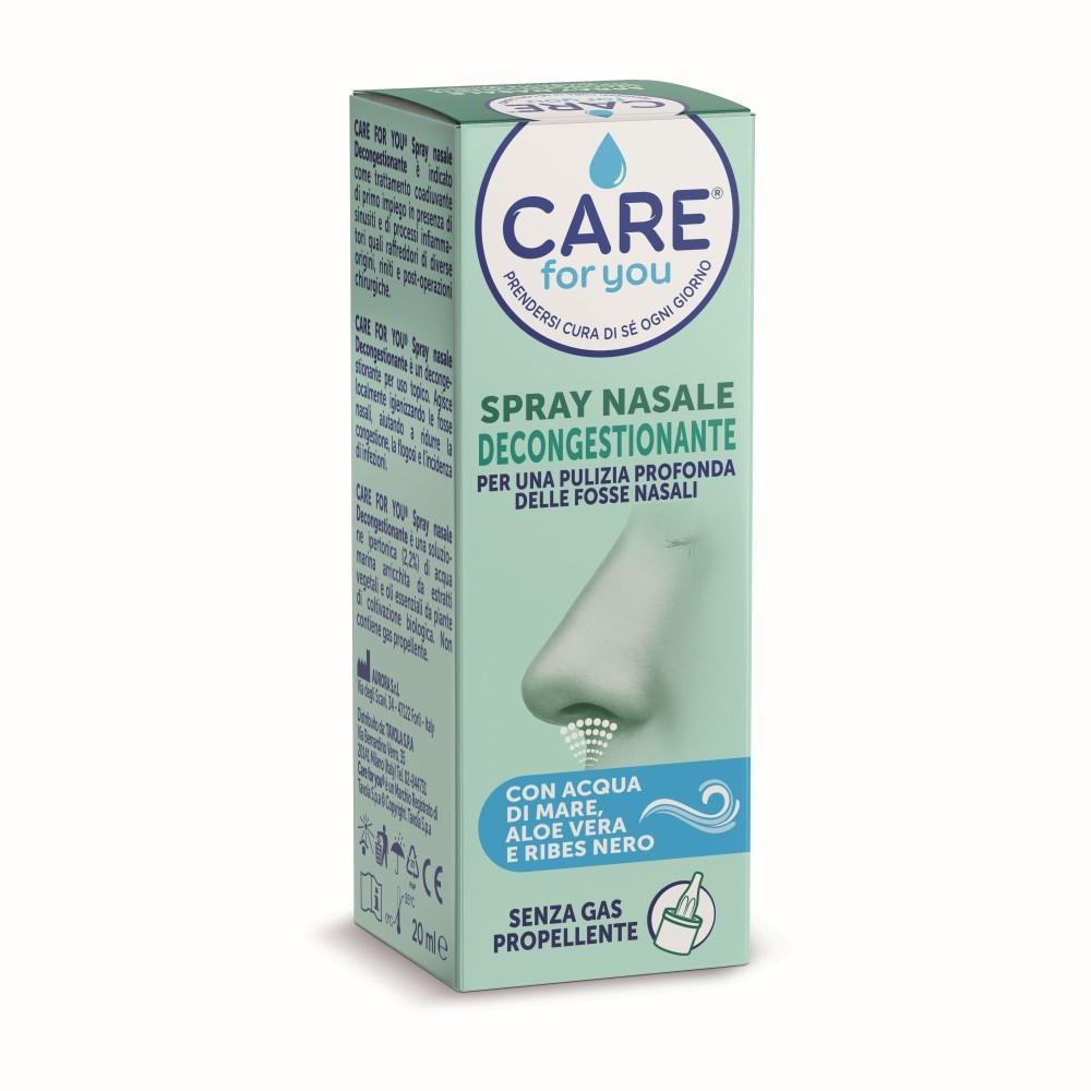 Care for you: due novità per gola e naso