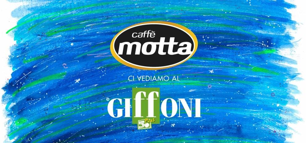 Caffè Motta partner ufficiale di #Giffoni50Plus