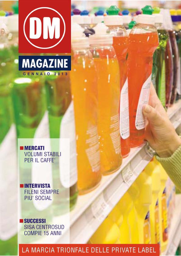 DM Magazine Gennaio 2013